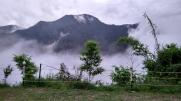 When clouds descent