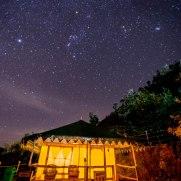 Swiss Cottage Tent at Nature Drops Nainital