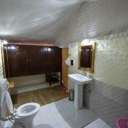 Tiled Washroom at Nature Drops Nainital